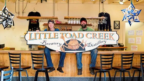 The Little Toad Creek Brewery & Distillery received the Star Client Award from the New Mexico Small Business Development Center at Western New Mexico University, it was announced on Friday.