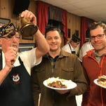 Delafield's 92nd annual Coon Feed draws more than 300 people for a raccoon meal