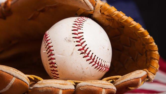 Prep baseball.