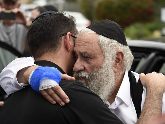 Synagogue Shooting-California