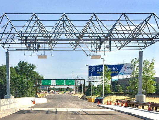 New garden state parkway exit ramp in sayreville opens sunday for Directions to garden state parkway south