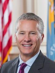 Rep. Lyndon Yearick, R-Dover South