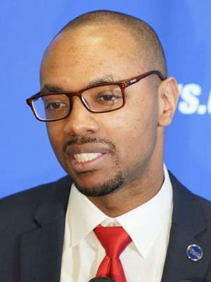 "Brian ""Penny"" Collins signed a five-year contract to become Tennessee State's new basketball coach."