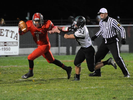 Vineland-Mainland football preview