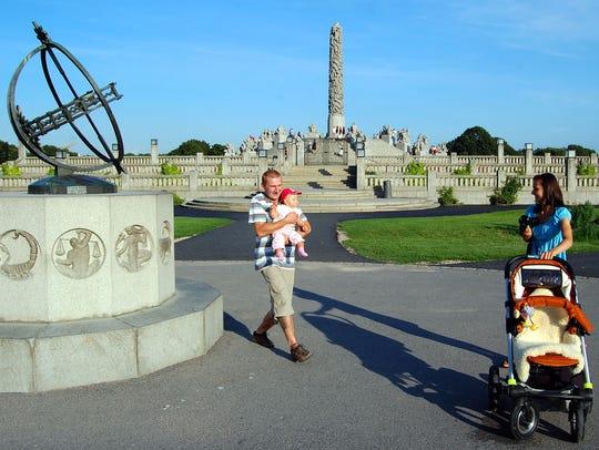 Parents and kids around the world find joy in park