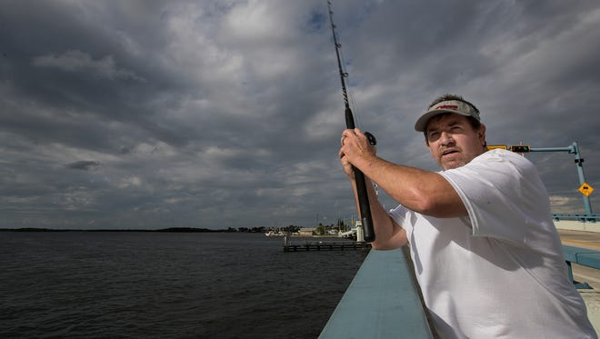 Pineland resident Jim Griffiths' Fish36 is an annual event for professional and non-professional anglers that combines a scavenger hunt and fishing event.