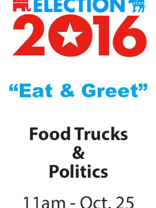 Election 2016 Eat & Greet