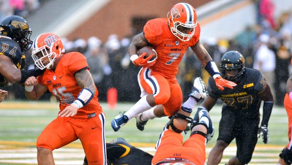 UTEP is looking to reach a bowl game like it did in