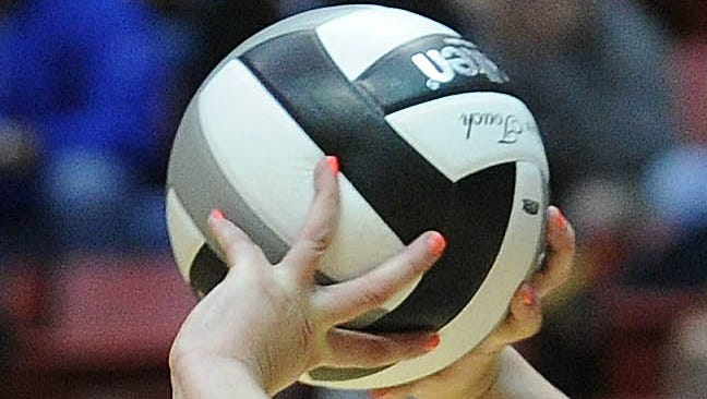 The IHSAA volleyball sectional pairings were released Monday.