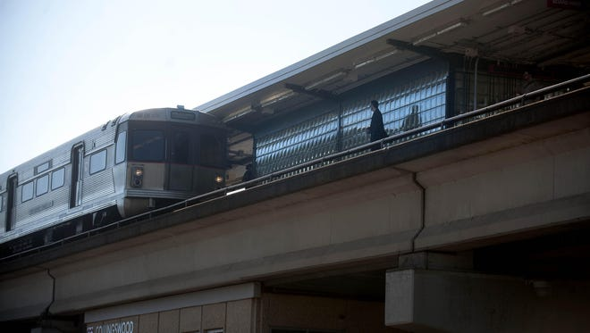 PATCO Hi-Speedline cars will make only one-way trips during the Sept. 26-27 visit of Pope Francis, taking people to Philadelphia earlier in the day, then returning them to South Jersey in the evening.
