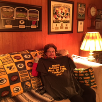 Tosa woman a finalist for Packers Fan Hall of Fame