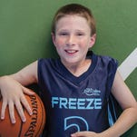 Jackson Harding, a 10-year-old fifth-grader at Bauder Elementary, was selected by the city of Fort Collins Recreation Department as the 2014 Recreator of the Year.