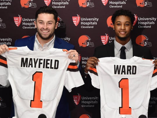 Did the Browns err in taking Baker Mayfield No. 1 and