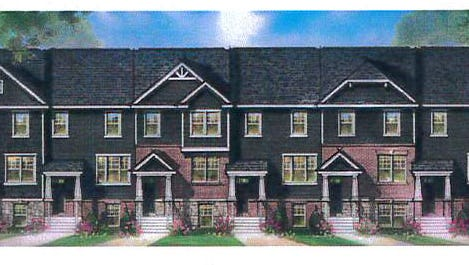 Plans are moving forward for development of new townhomes on a long vacant, former industrial site in Plymouth.