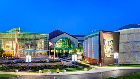 Visit The Children's Museum in Indianapolis