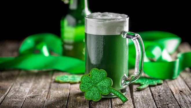 Nashville will be in celebration mode on St. Patrick's Day with events all across town.