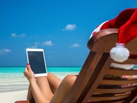 Christmas in July Tablet Giveaway
