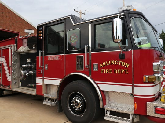 Arlington hope to soon have a second fire station.