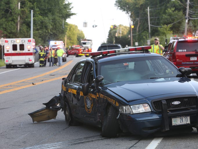 Car Accident Albany Or