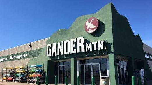 Gander Mountain will remain open in Grand Chute while its parent company searches for a buyer.(Photo: Maureen Wallenfang/USA TODAY NETWORK-Wisconsin)