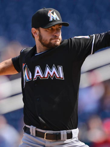 Jarred Cosart was 4-4 with a 2.39 ERA in 10 starts