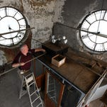 Lancaster city hall clock tower in need of repairs