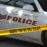 A Shreveport police officer has been placed on administrative leave.