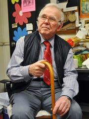 Cornell University Professor Emeritus Francis Fox in