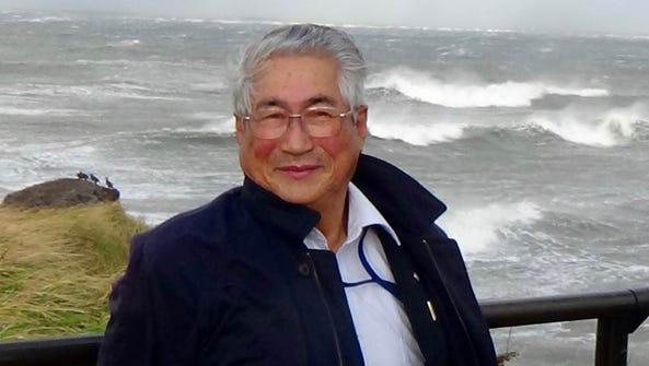 Hiroshi Tokuno, 82, has been waiting seven decades