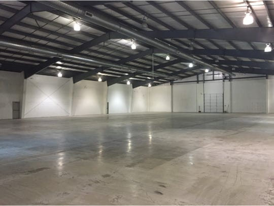 The inside of the facility at 5450 North Wheeling Avenue