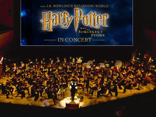 """Harry Potter and the Sorcerer's Stone"" will be played in concert in Des Moines this weekend."