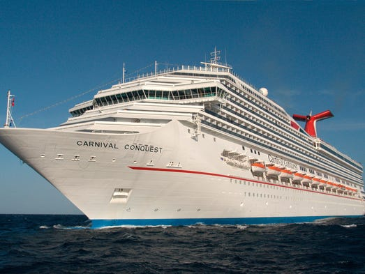 Carnival Cruise Line And Its 25 Ships By The Numbers