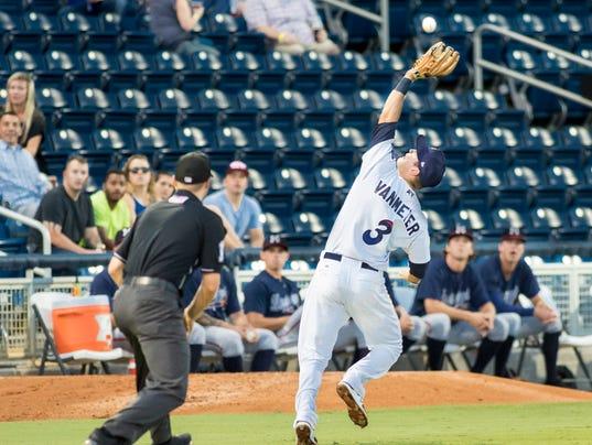 Mississippi Braves vs Blue Wahoos