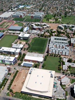 Officials Gcu S Expansion Has Enhanced The Area