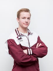 Jonathan Simcoe, Collierville swimming
