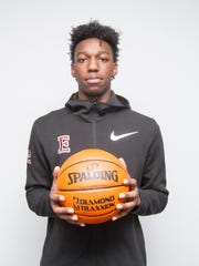 James Wiseman, East basketball