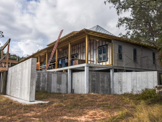 John and Silvia Switzer's smart home will be one of the first homes in America to utilize the new Tesla Solar Roof system, allowing the home to generate its own electricity.
