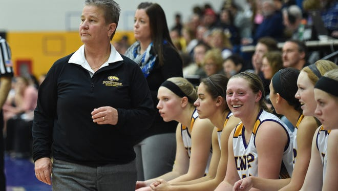 The University of Wisconsin-Stevens Point women's basketball team has returned to national prominence this season after a couple mediocre campaigns under the direction of veteran coach Shirley Egner.