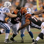 Analysis: Colts 13, Bengals 10