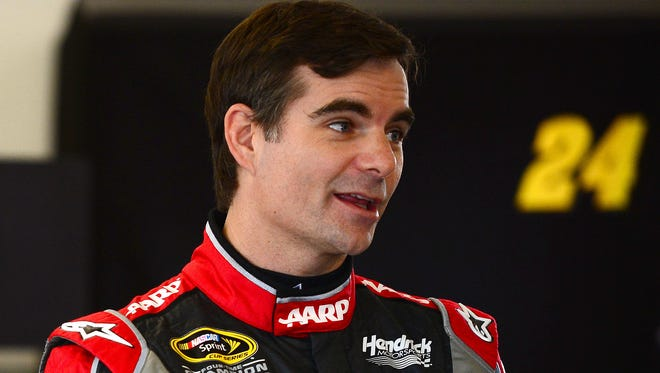 Jeff Gordon says he's happy with the way 'Test Drive 2' turned out, the second video he's done to promote sponsor Pepsi Max.
