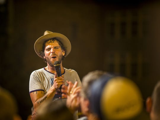 Langhorne Slim will be in Phoenix at the Crescent Ballroom on March 3, 2018.