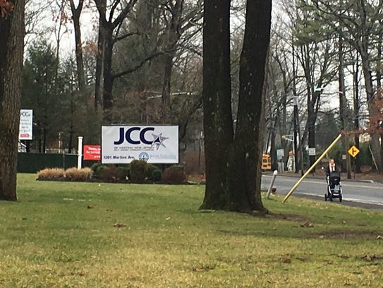 The Jewish Community Center in Scotch Plains, where