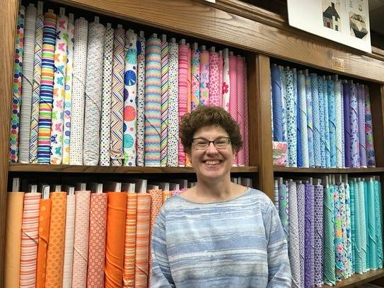 Elm Grove business owner Julie Karasek will be hosting