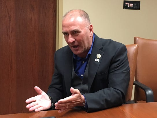 U.S. Rep. Clay Higgins, R-Port Barre, says North Korea