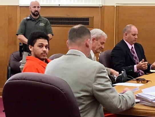 Jorge Sanders-Galvez, one of the men accused of killing