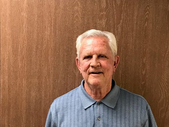 Dennis O'Neil, a resident at The Palazzo in central