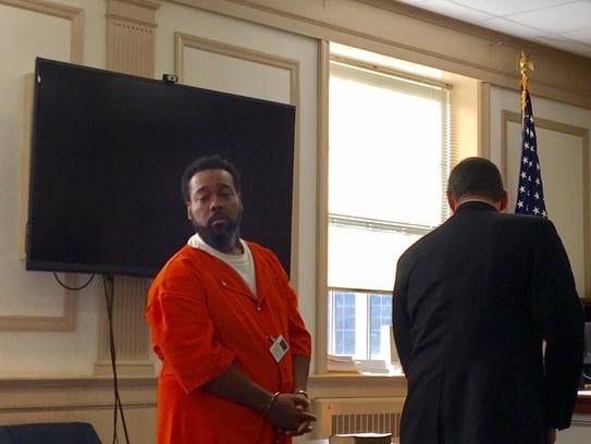 Juan Addison, a suspect in a $1 million marijuana grow