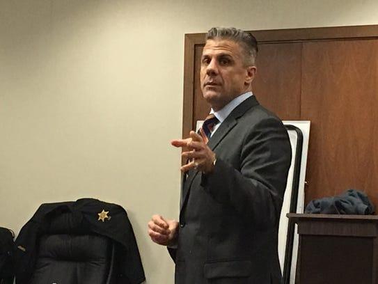 Michael Policastro, Vito Nigro's attorney.