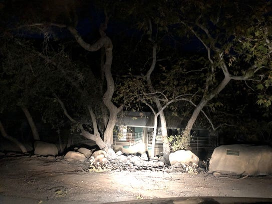 The Ojai Valley School was hit by the Thomas Fire earlier
