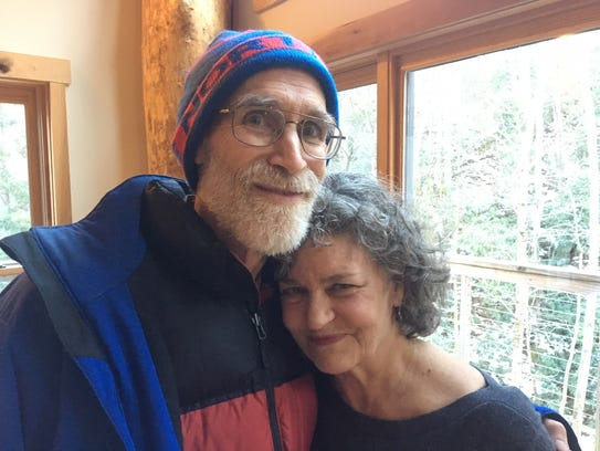 Husband and wife John Myers and Jane Lawson protected